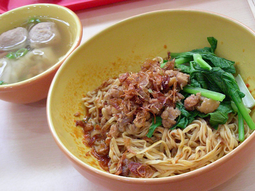 Resep Ayam Pedas Noodle Inc
