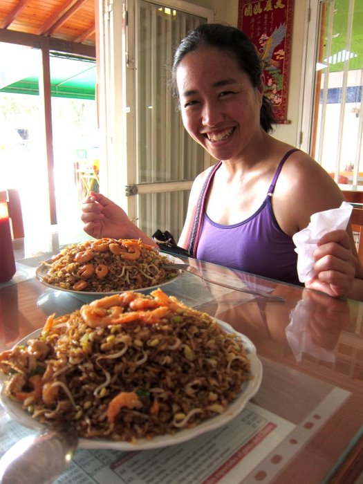 Chinese food in Giron, Colombia