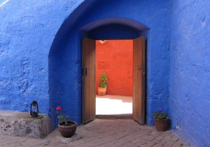 Monastery of Santa Catalina - Arequipa