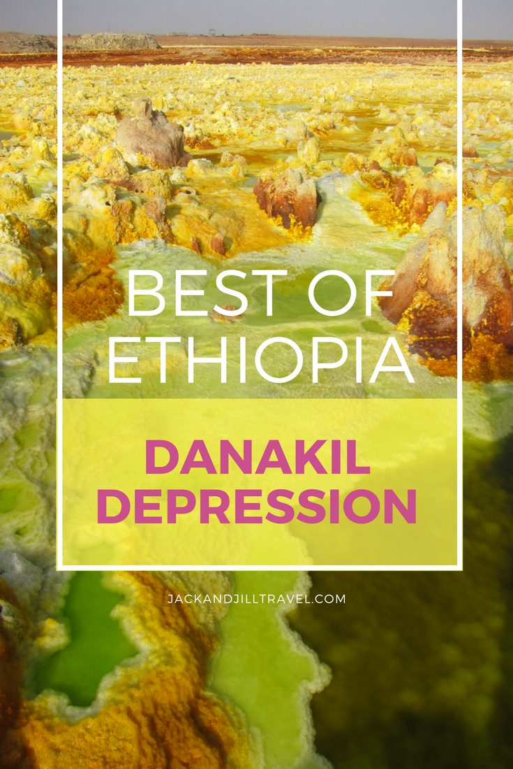 Tips and Facts on Visiting Danakil Depression in Ethiopia