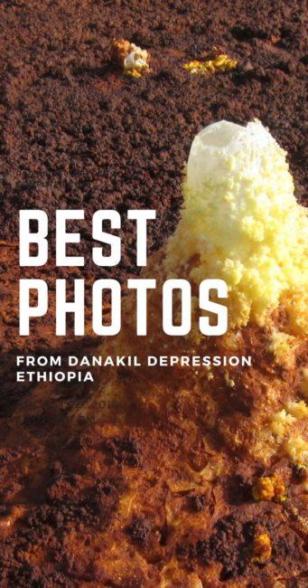 Photos from Danakil Depression, Ethiopia