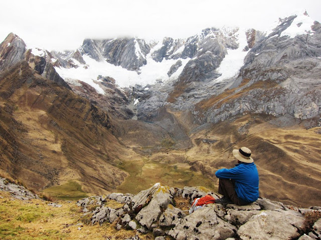 Behind the Scenes Look of Our Huayhuash Trek