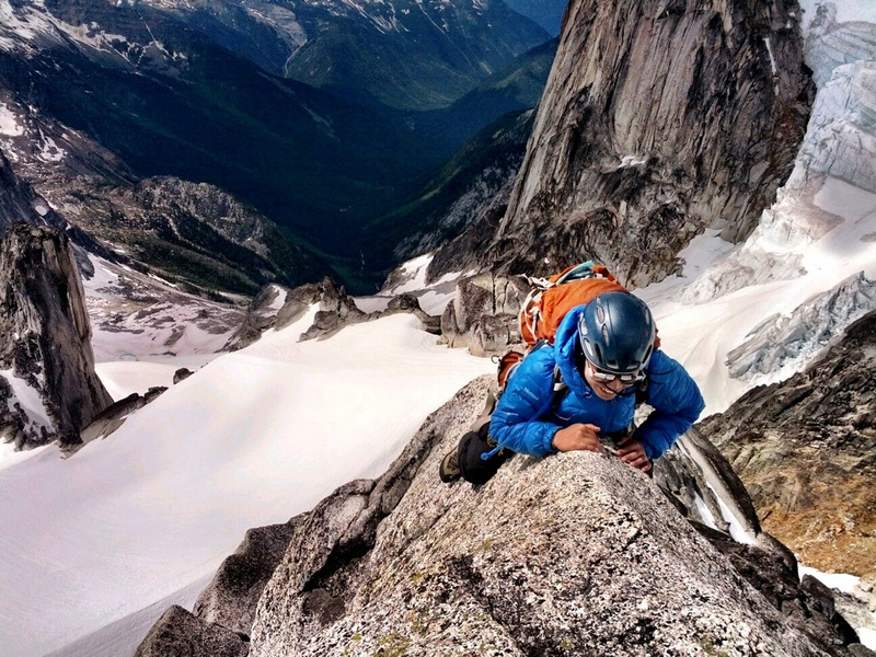 Selected Stories and Pictures from Climbing Bugaboos