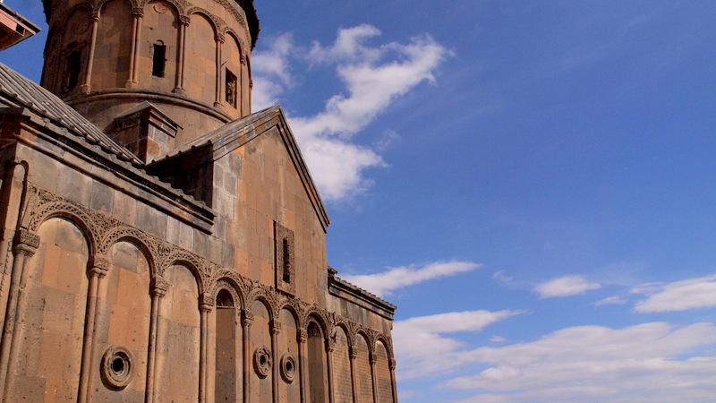 ruins of ani turkey
