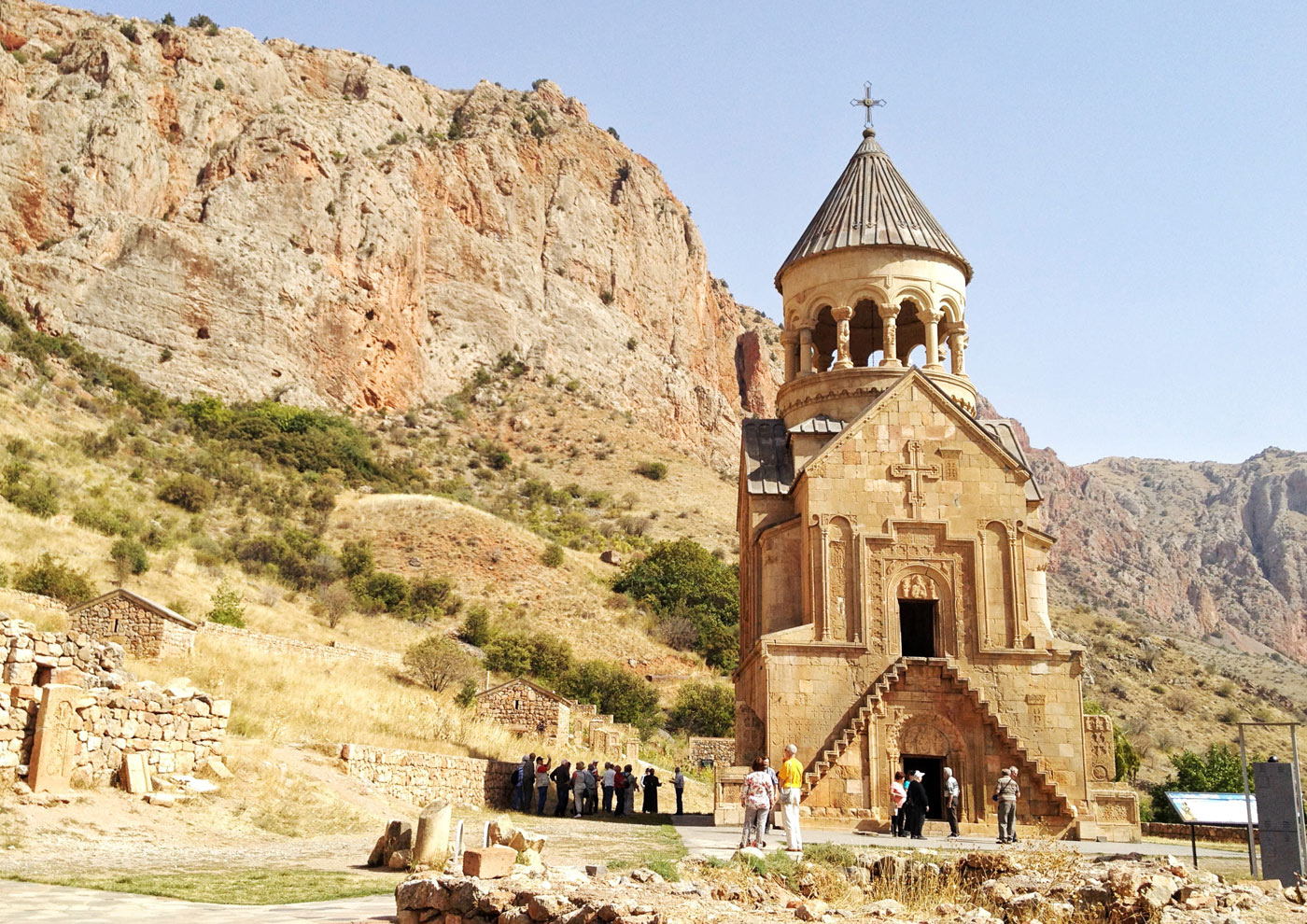 Noravank Monastery in Armenia