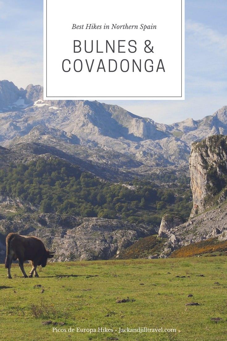 Bulnes and Covadonag, more beautiful hikes in Picos de Europa, Spain
