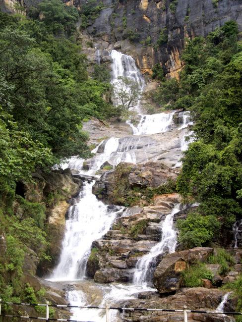 Ravana Waterfall, Sri Lanka