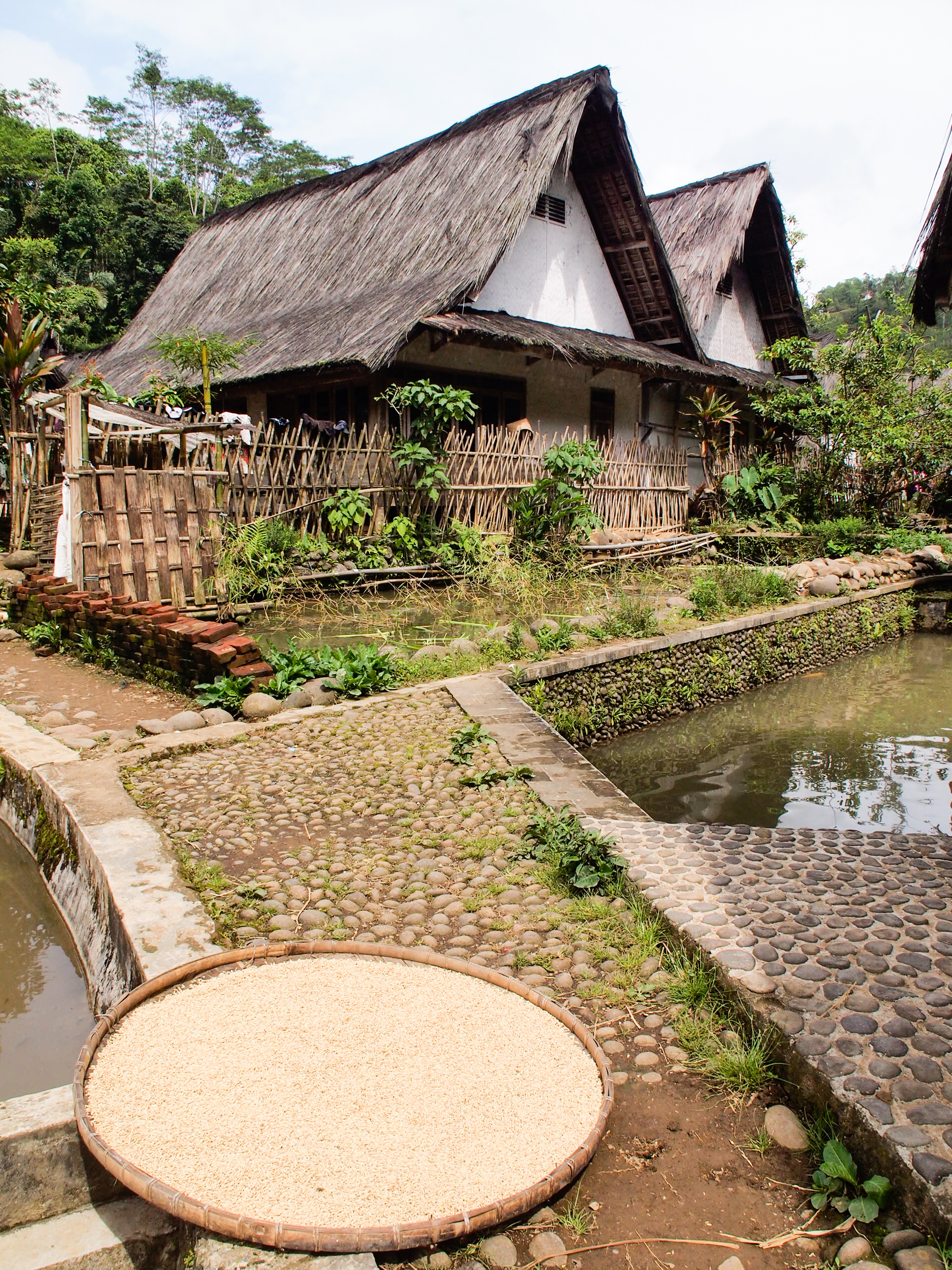 traditional village of Kampung Naga