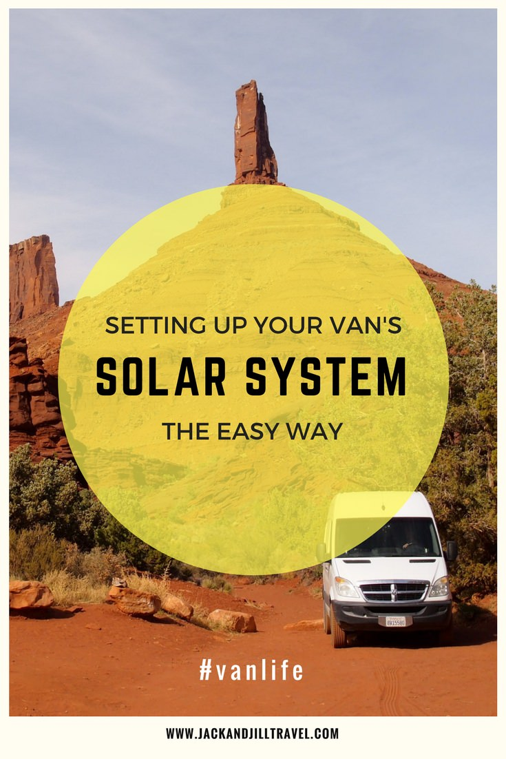 VanLife, Our Solar Power Setup For Fulltime Van Living
