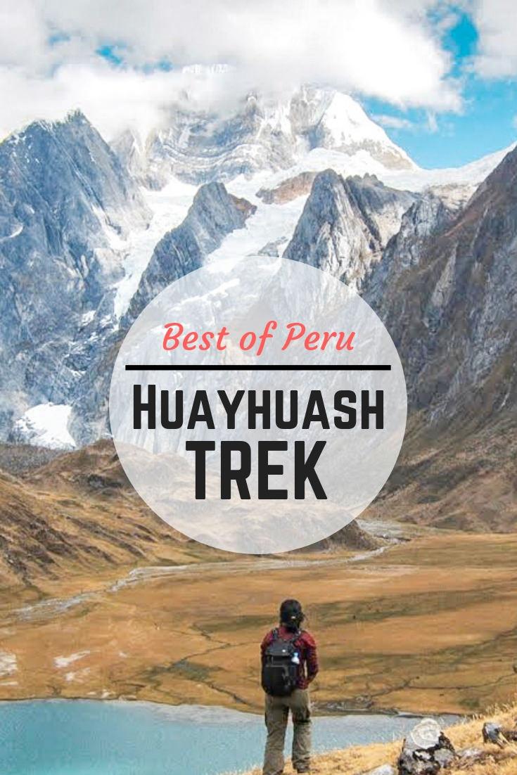 Huayhuash Trek, Best of Peru