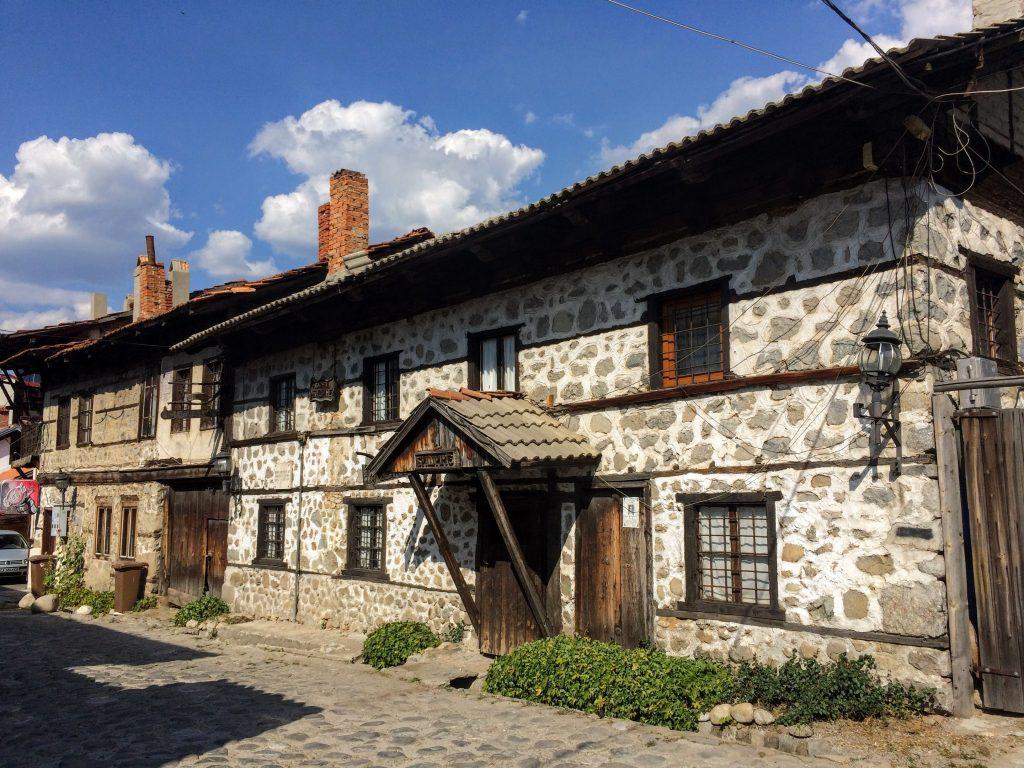 Bansko old house