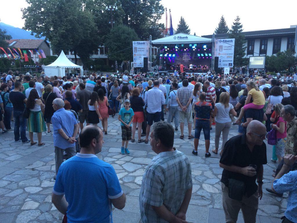 Bansko Jazz Festival 2016