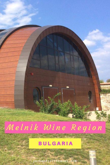 Wine tasting in Melnik, Bulgaria
