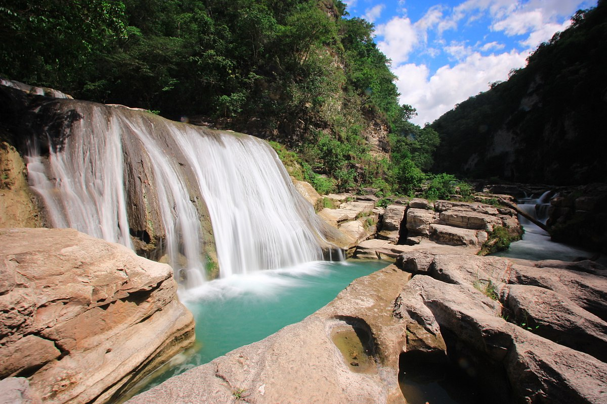 Tanggedu Waterfall