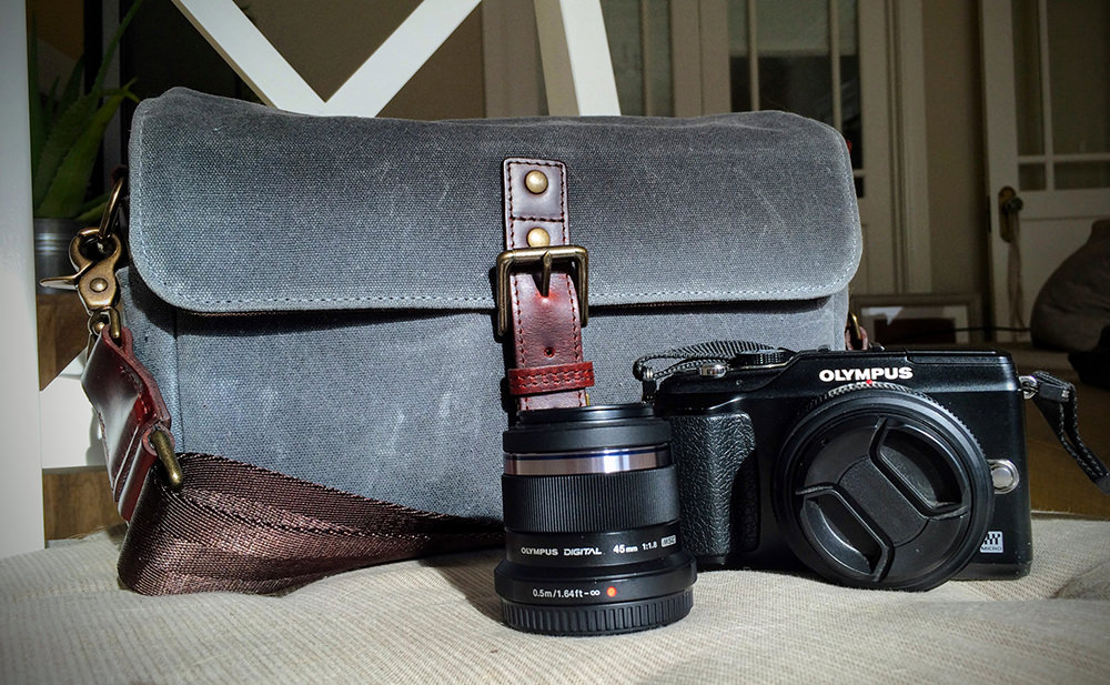 My camera kit: Olympus EP-2, Zuiko 45mm f1.8, Panasonic 20mm f.17