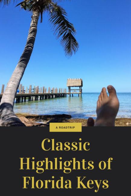 One of US Classic Roadtrips: Florida Keys