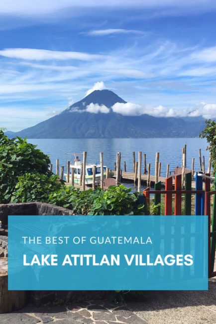 Best of Lake Atitlan villages guatemala