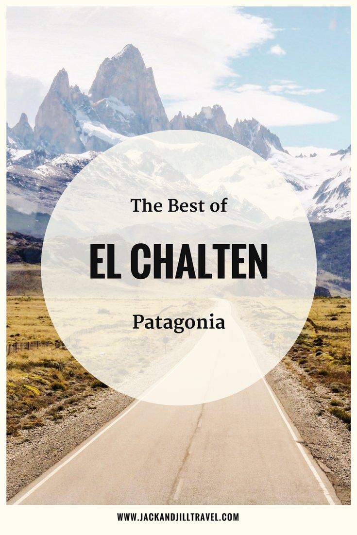 Laguna de Los Tres Hike, the best of Argentina Patagonia