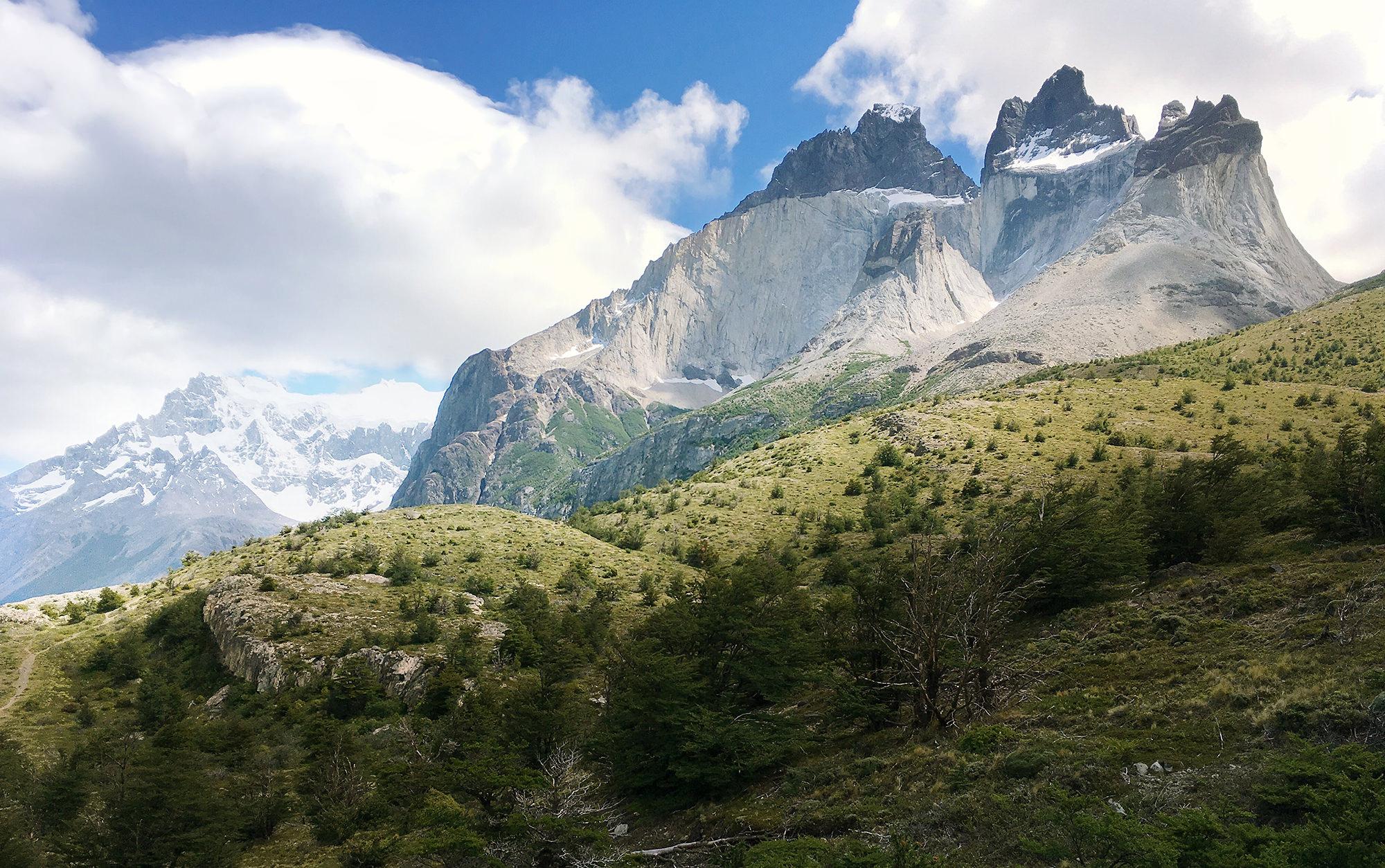W Circuit is Torres del Paine's most famous trek