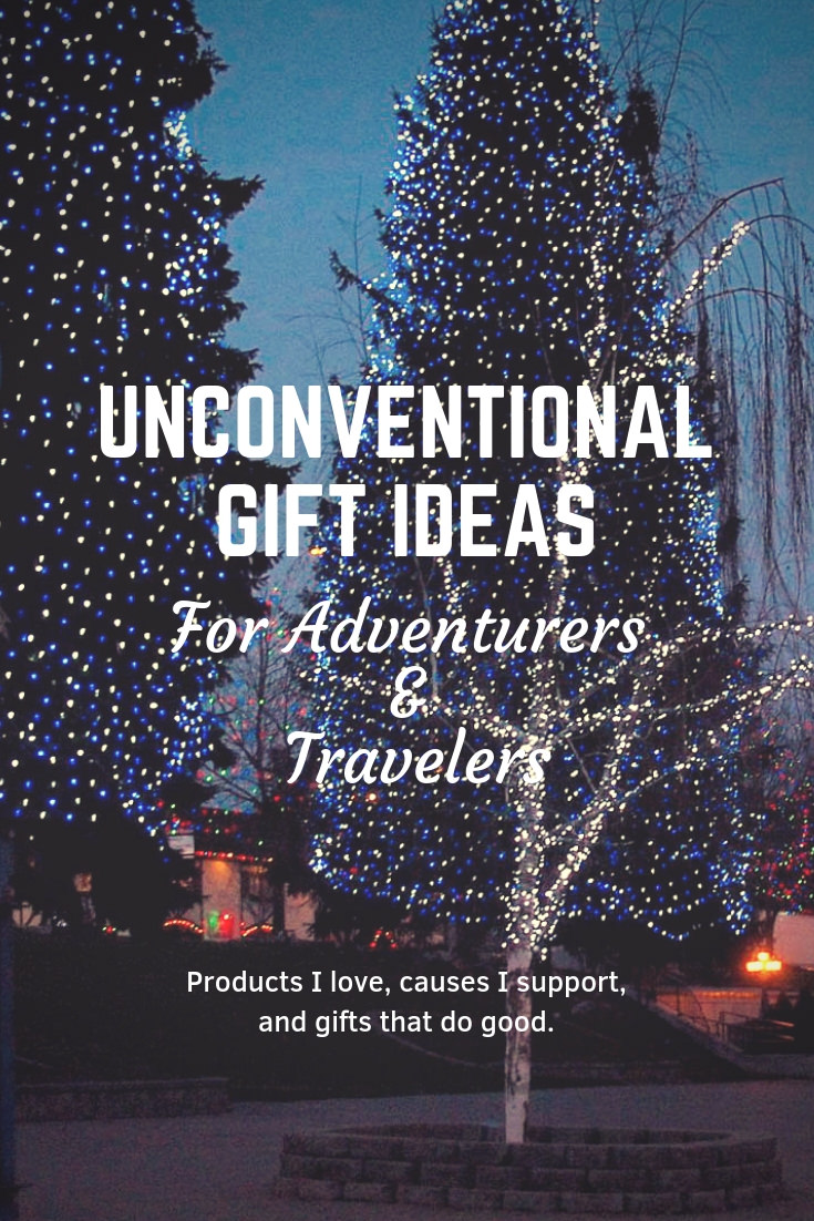 unconventional gift ideas gift giving for eco conscious adventurers and travelers