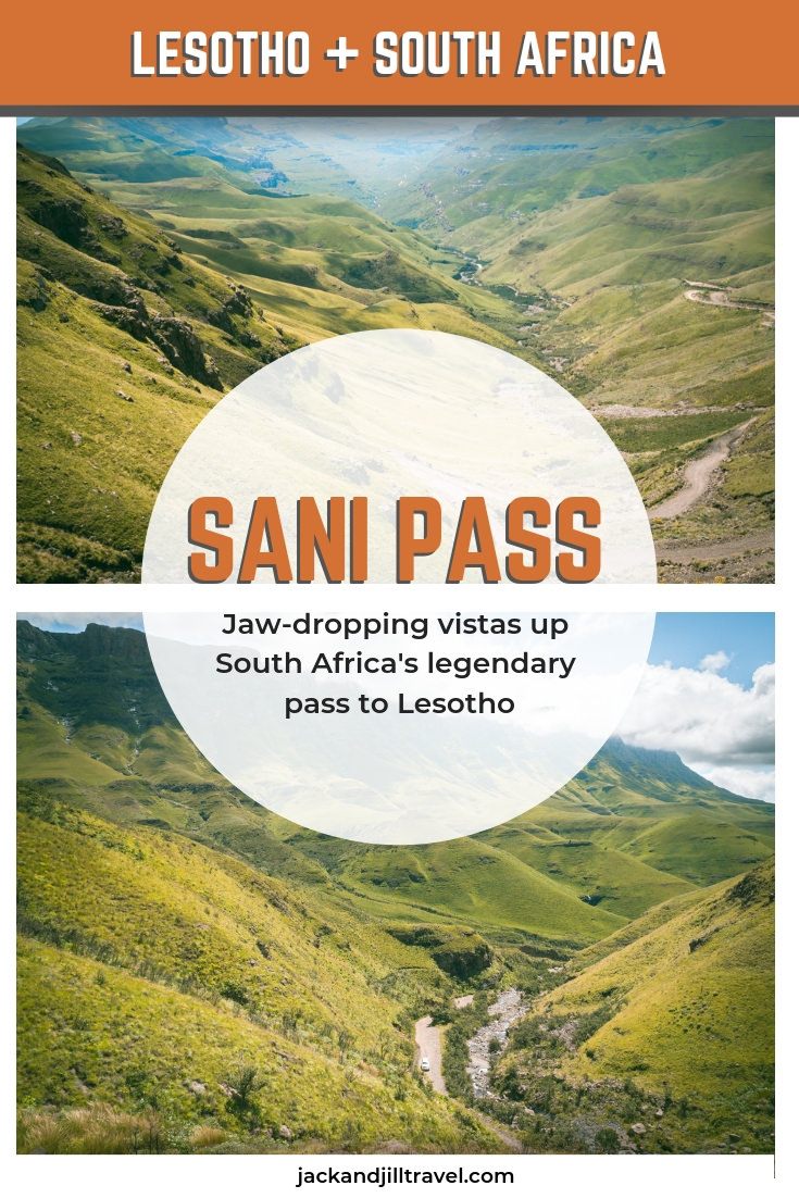 Sani Pass and the highest pub in Africa