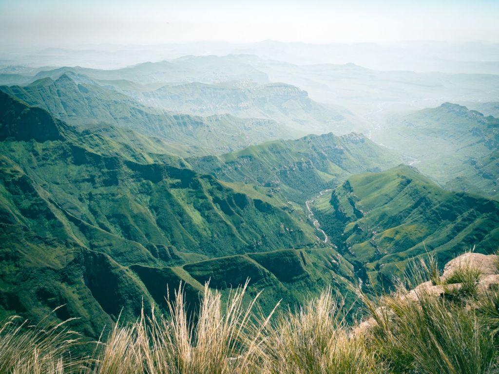 hiking tugela falls drakensberg