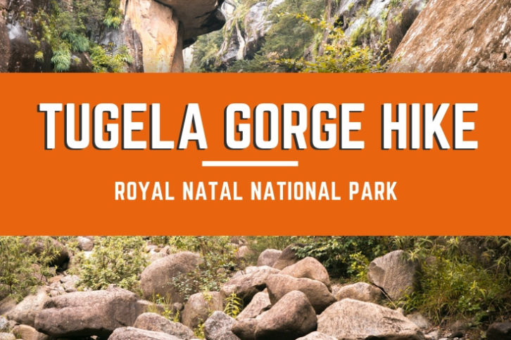 Tugela Gorge Hike, South Africa