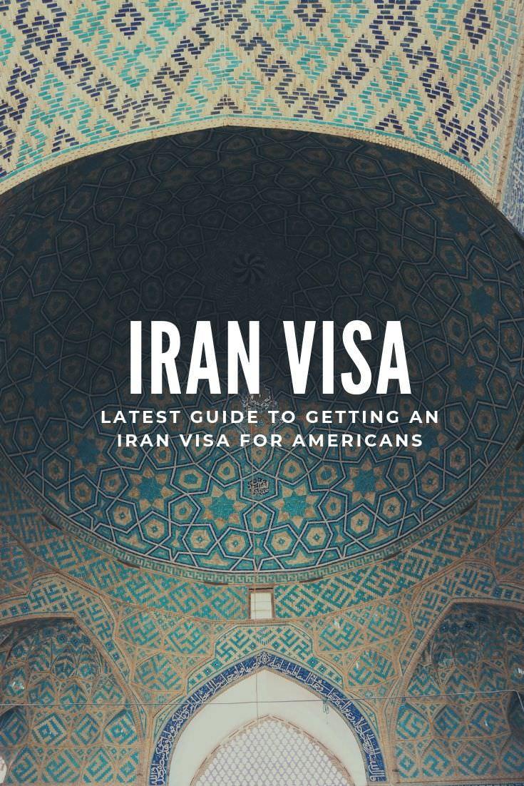 iran visa for us citizens